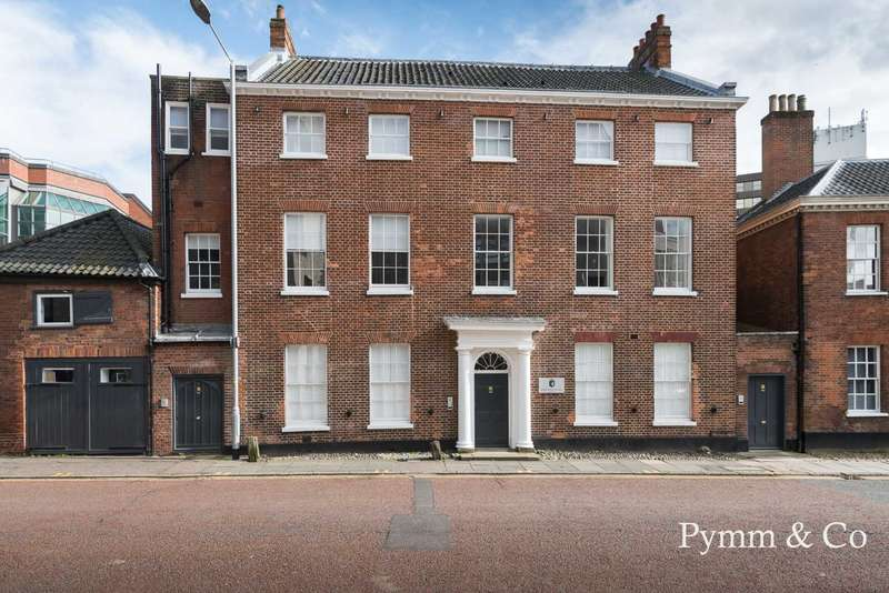 2 Bedrooms Apartment Flat for sale in Marchaunt`s Place, Norwich