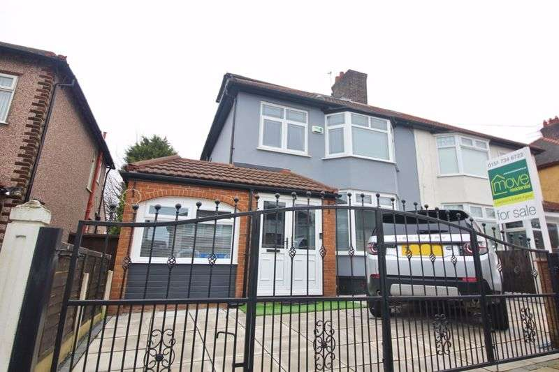 4 Bedrooms Property for sale in Rudston Road, Childwall, Liverpool, L16