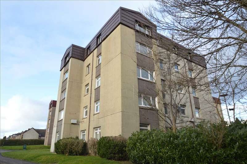 2 Bedrooms Maisonette Flat for sale in Jerviston Court, Motherwell