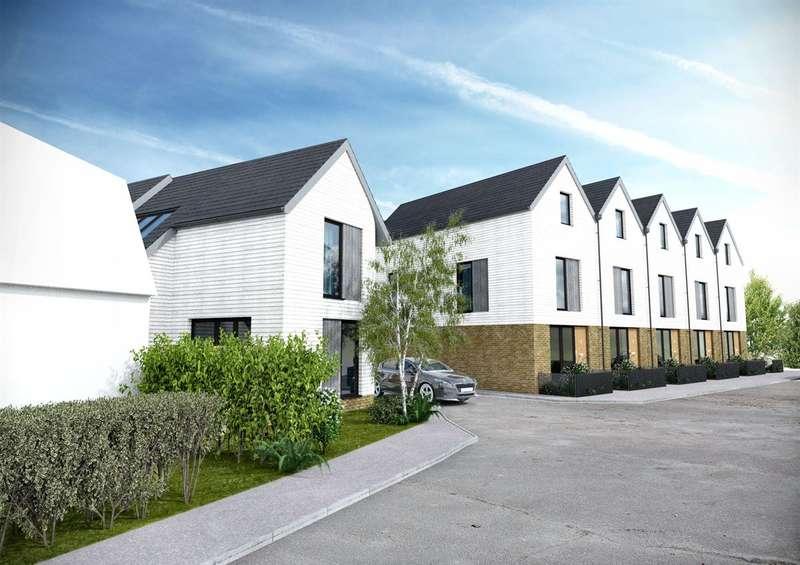 2 Bedrooms Flat for sale in The Salt Yard, 110 Cornwallis Circle, Whitstable
