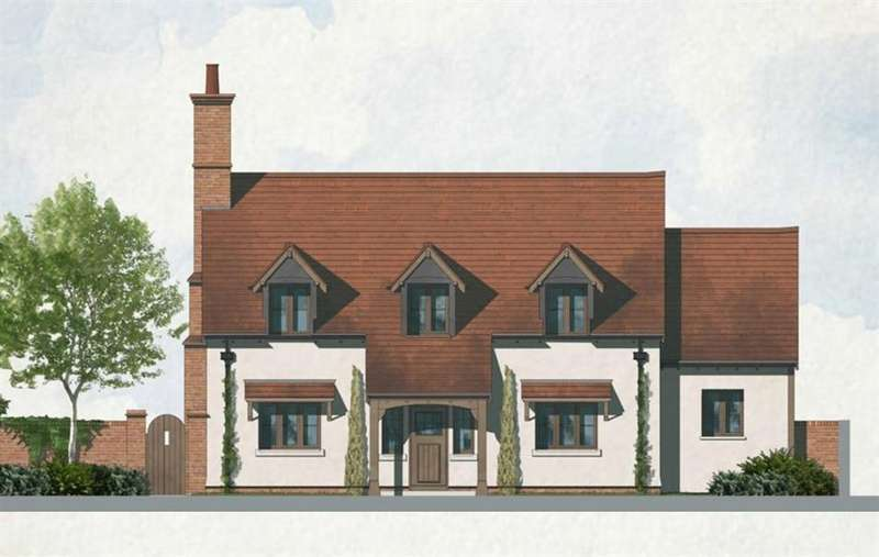 4 Bedrooms Detached House for sale in UNIT 50, STAPEHILL ABBEY - PHASE 2
