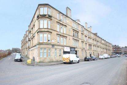 1 Bedroom Flat for sale in Cumbernauld Road, Dennistoun