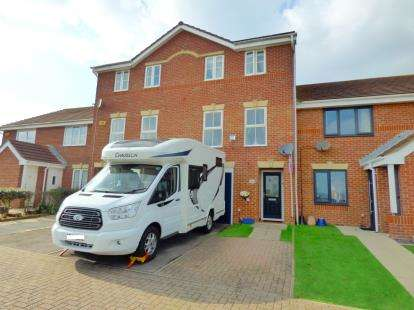 4 Bedrooms Terraced House for sale in Priddy's Hard, Gosport, Hampshire