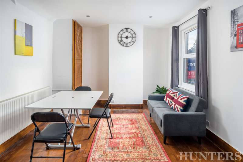 1 Bedroom Studio Flat for sale in Lordship Lane, London, N17