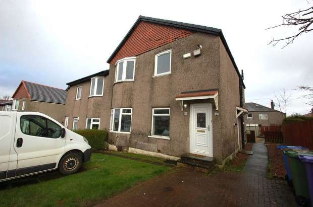 3 Bedrooms Flat for sale in Merton Drive, Glasgow, G52