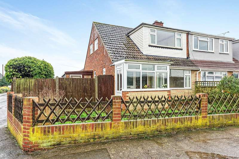 3 Bedrooms Semi Detached House for sale in Hawe Lane, Sturry, Canterbury, Kent, CT2