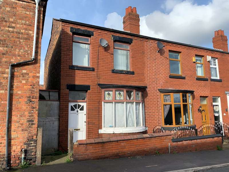 3 Bedrooms House for sale in Beaufort Street, Wigan, Greater Manchester, WN5