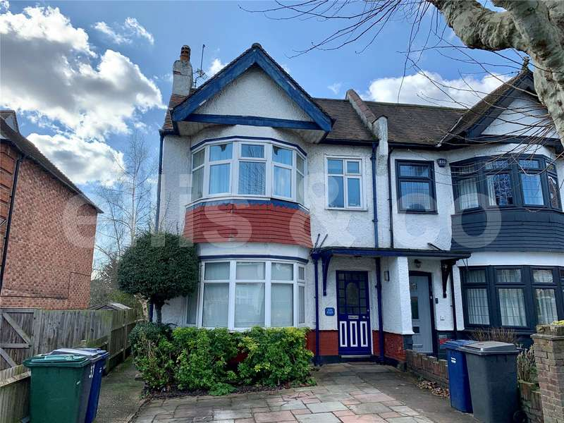 2 Bedrooms Flat for sale in Langley Park, Mill Hill, London
