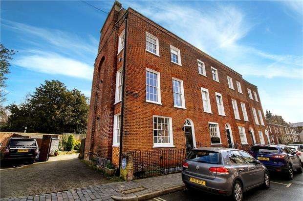 4 Bedrooms End Of Terrace House for sale in College Street, St. Albans, Hertfordshire