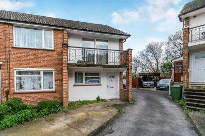 2 Bedrooms Maisonette Flat for sale in Bassett, Southampton, Hampshire