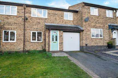 3 Bedrooms Terraced House for sale in Foston Gate, Wigston, Leicester, Leicestershire