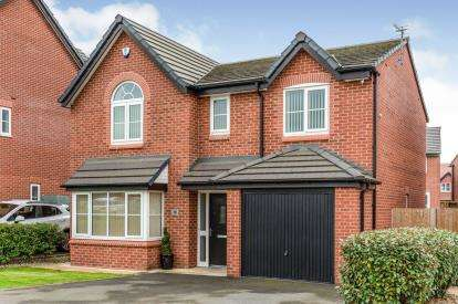 4 Bedrooms Detached House for sale in Purbeck Road, Kirkby, Liverpool, Merseyside, L33
