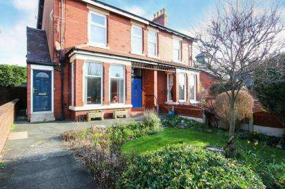 1 Bedroom Flat for sale in Commonside, Lytham St Anne's, Lancashire, FY8