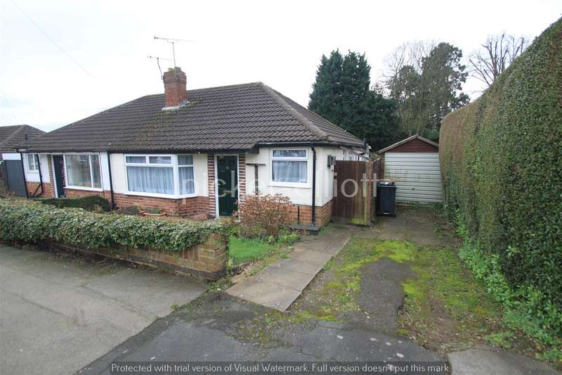 2 Bedrooms Bungalow for sale in Clives Way, Hinckley