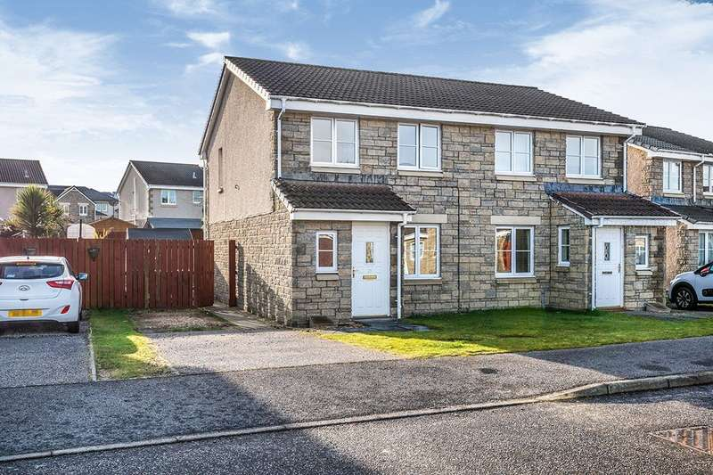 3 Bedrooms Semi Detached House for sale in Dellness Avenue, Inverness, Highland, IV2