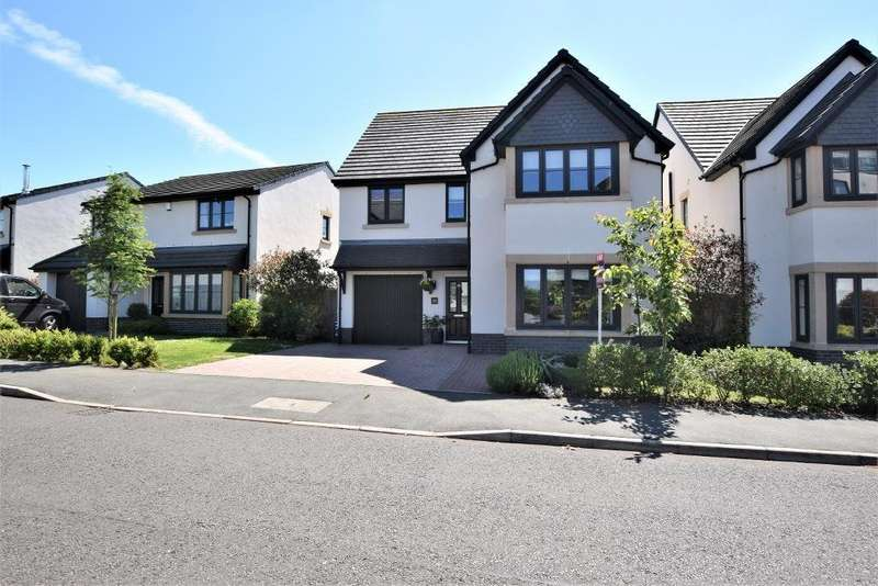 5 Bedrooms Detached House for sale in Nightingale Way, Catterall, Preston, Lancashire, PR3