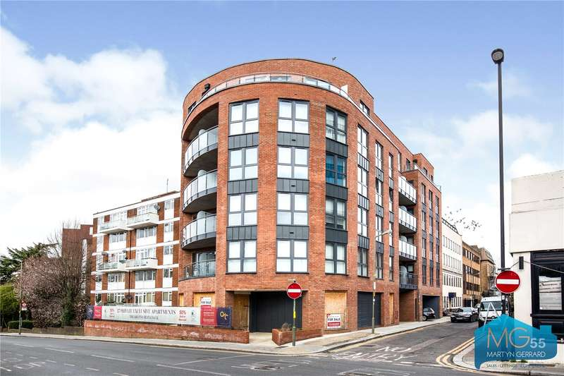 3 Bedrooms Apartment Flat for sale in The Arc, Adastra House, 401-405 Nether Street, Finchley, London, N3