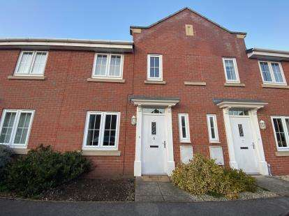 3 Bedrooms Terraced House for sale in Magnus Court, Lincoln, Lincolnshire, Lincoln