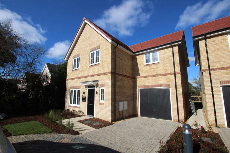 3 Bedrooms Detached House for sale in Bassingbourn Reach, The Causeway
