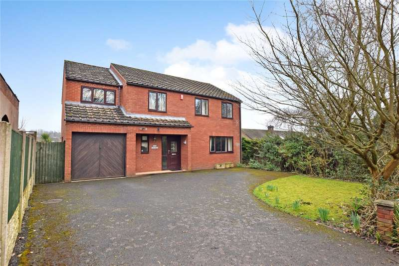 4 Bedrooms Detached House for sale in The Birches, Frame Lane, Doseley, Telford, Shropshire, TF4