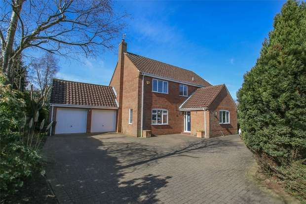 4 Bedrooms Detached House for sale in North Wootton
