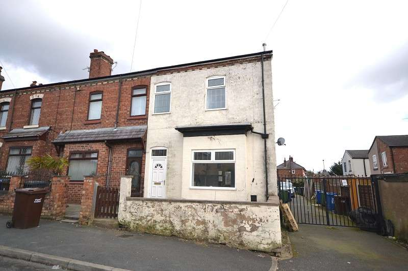 3 Bedrooms End Of Terrace House for sale in Egerton Street, Abram, Wigan, Greater Manchester. WN2 5RW