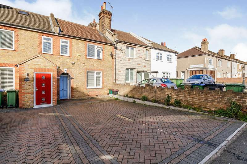2 Bedrooms House for sale in Crayford Road, Crayford, Dartford, Kent, DA1