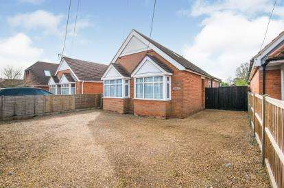 3 Bedrooms Bungalow for sale in Chandler's Ford, Eastleigh, Hampshire