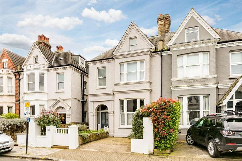 5 Bedrooms Terraced House for sale in Wellesley Road, London, w4