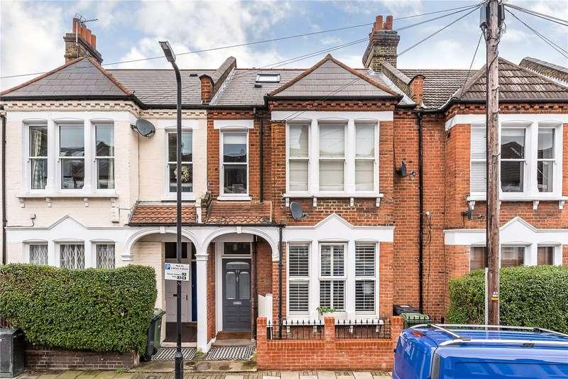 2 Bedrooms Flat for sale in Hazelbourne Road, London, SW12