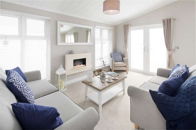3 Bedrooms Lodge Character Property for sale in St Helens Coastal Resort, Isle Of Wight