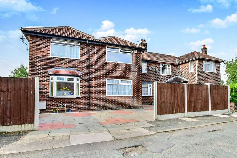 4 Bedrooms Semi Detached House for sale in Mapley Avenue, Northenden, Manchester, M22