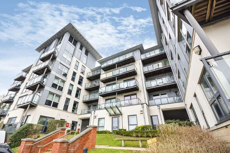 2 Bedrooms Apartment Flat for sale in McKenzie Court, Maidstone, Kent, ME14