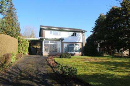 4 Bedrooms Detached House for sale in Arran Drive, Giffnock