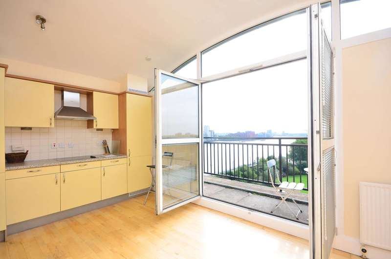 1 Bedroom Flat for sale in Rotherhithe Street, Rotherhithe, SE16