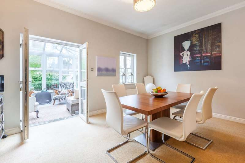 4 Bedrooms House for sale in Brockwell Park Row, Brixton, SW2