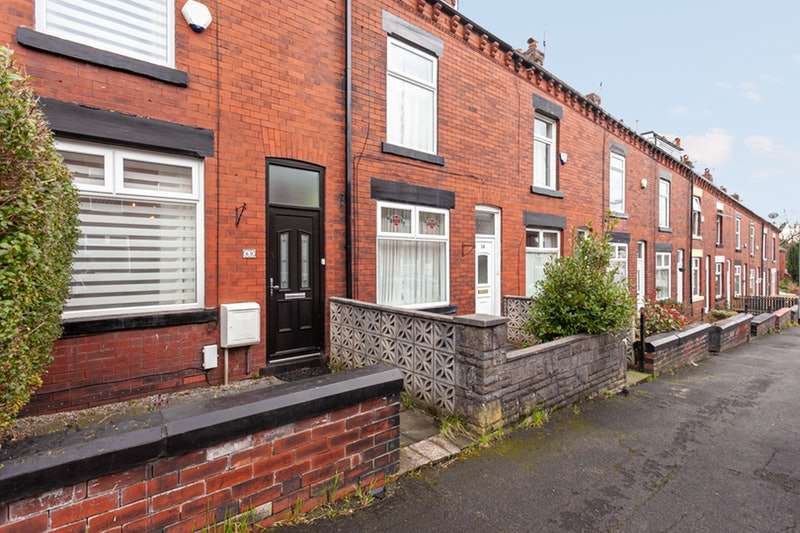 2 Bedrooms Terraced House for sale in Hereford Road, Bolton, Greater Manchester, BL1