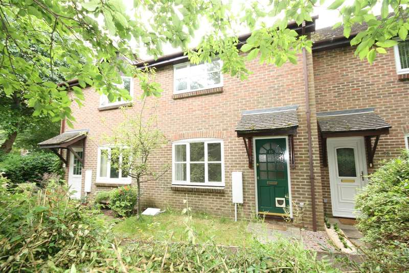 3 Bedrooms Terraced House for sale in Woodrow, Denmead
