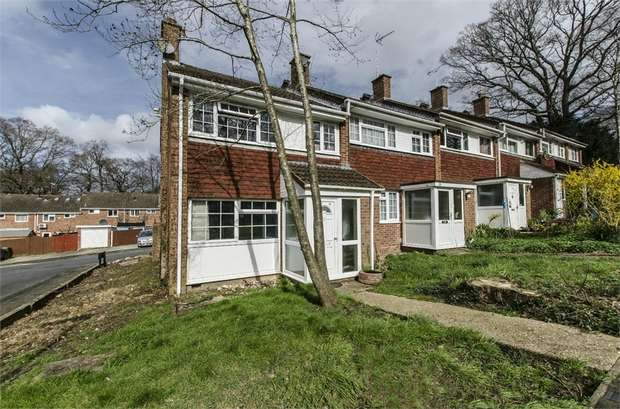 3 Bedrooms End Of Terrace House for sale in Petworth Gardens, Lordswood, SOUTHAMPTON, Hampshire