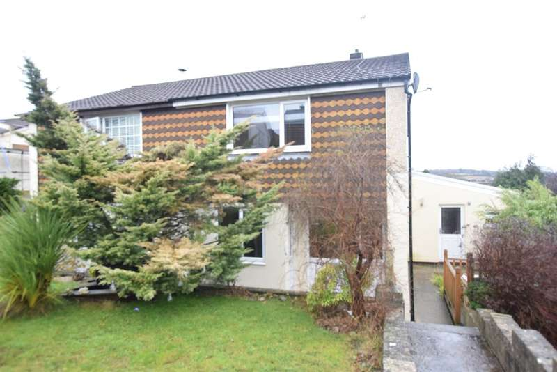 3 Bedrooms Semi Detached House for sale in Albany Road, BLACKWOOD