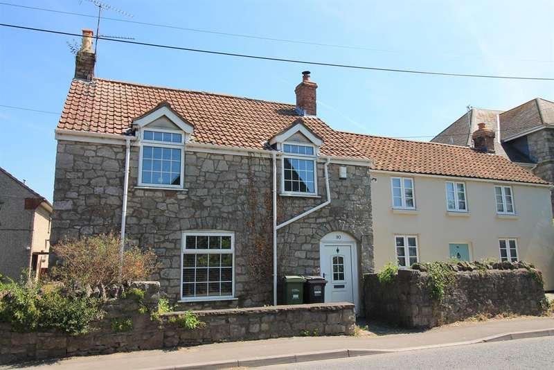 3 Bedrooms Semi Detached House for sale in High Street, Yatton, North Somerset, BS49 4DW
