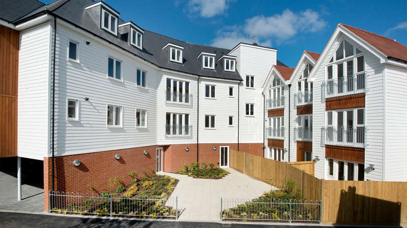 2 Bedrooms Apartment Flat for sale in Victoria Mews, Whitstable, CT5