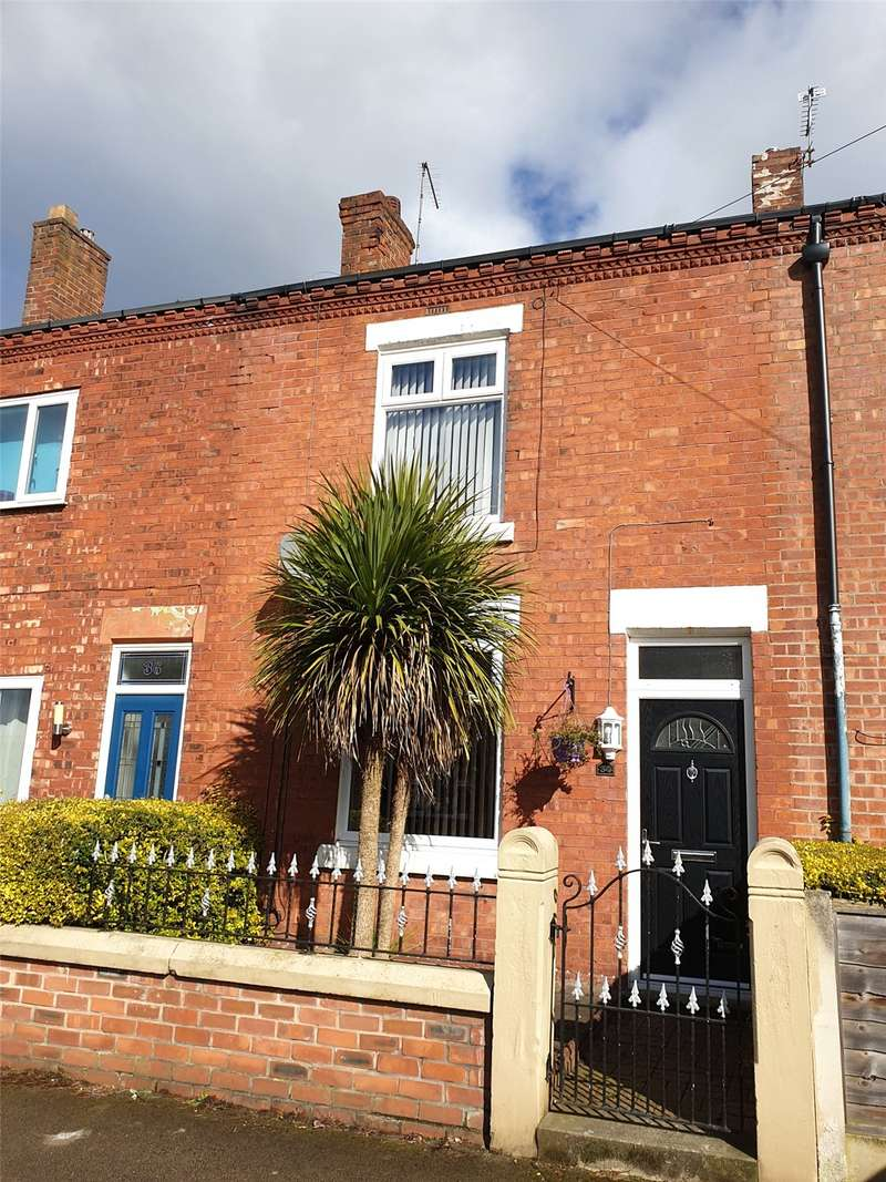 2 Bedrooms Terraced House for sale in Thomas Street, Hindley Green, Wigan, Greater Manchester, WN2