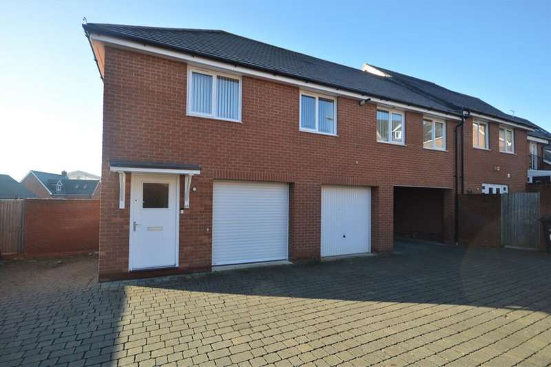2 Bedrooms Property for sale in Yarrow Close, Andover, SP11