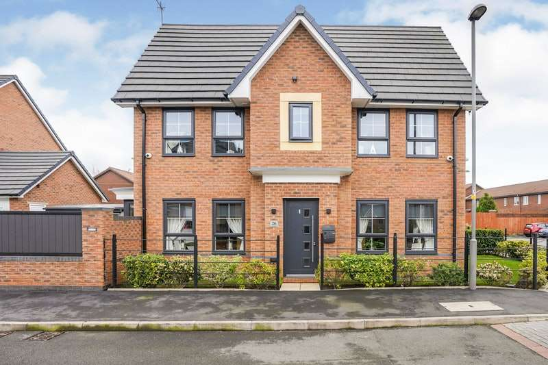 3 Bedrooms Semi Detached House for sale in Deanland Drive, Liverpool, Merseyside, L24