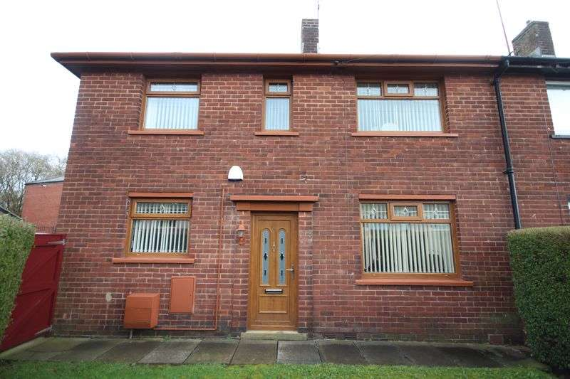 2 Bedrooms Property for sale in PARK ROAD, Hamer, Rochdale OL12 9BP