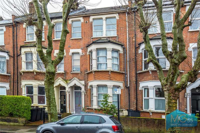 2 Bedrooms Apartment Flat for sale in Stanmore Road, Harringay, London, N15