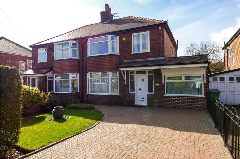 3 Bedrooms Semi Detached House for sale in Cranbourne Close, Ashton-under-Lyne, Greater Manchester, OL7