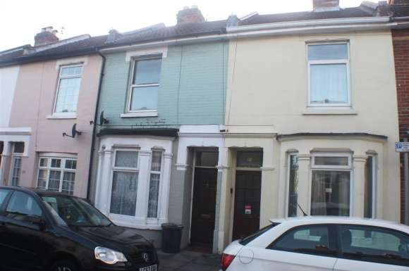3 Bedrooms Terraced House for sale in Trevor Road, Southsea