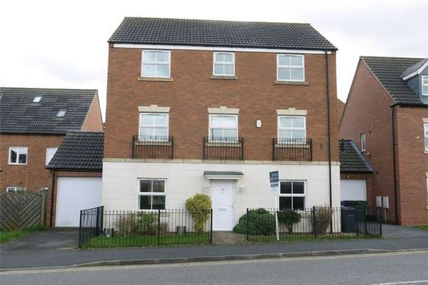 6 Bedrooms Detached House for sale in Lathkill Street, Market Harborough, Leicestershire